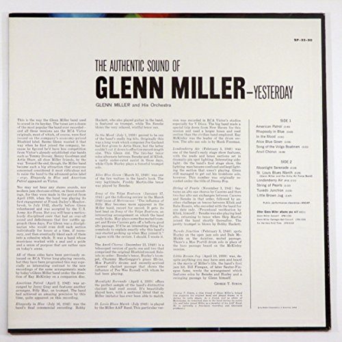GLENN MILLER - The Sounds Of Glenn Miller - Zortam Music