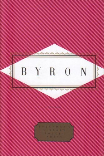 Lord Byron Poems Nature
