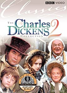 The Charles Dickens Collection 2 (David Copperfield / The Pickwick Papers / The Old Curiosity Shop / Dombey and Son / Barnaby Rudge)