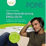 PONS H�rstoff: Oberstufentraining Englisch: Audio-Training f�rs Abitur: Wortschatz, Wendungen, Aussprache
