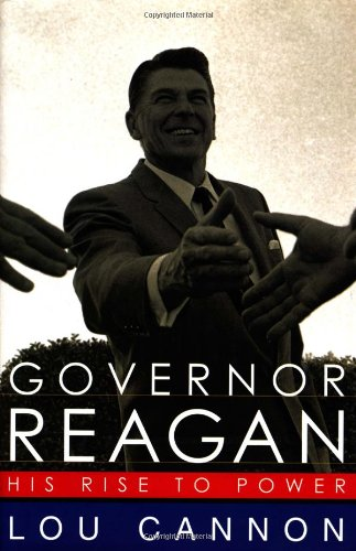 ronald reagan reagan by lou cannon essay