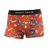 (ボディーワイルド)BODY WILD 紳士 ボクサーブリーフ/Disney(ディズニー) 日本製/DWA594P DWA594P 1H 1H M
