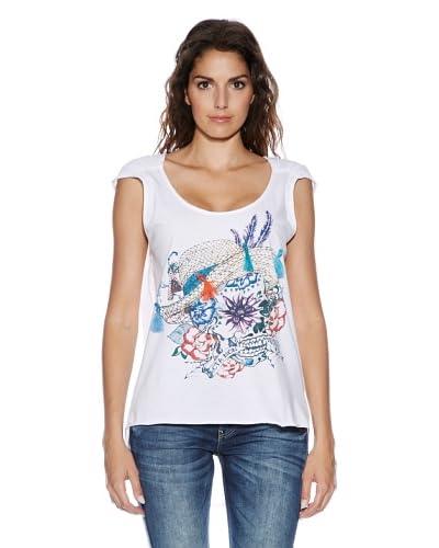 Fuga Camiseta Isabella Blanco