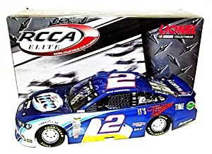 Buy AUTOGRAPHED 2013 Brad Keselowski #2 Miller Lite Racing LUKE BRYAN (Crash My Party) Lionel 1 24 RCCA Elite NASCAR Diecast... by Trackside Autographs