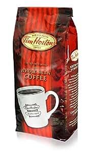 Tim Horton's 100% Arabica Medium Roast Original Blend Whole Bean Coffee, 2 pound