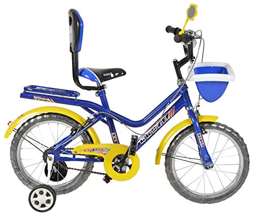 7ecf1aed408 VINCO STITCH Kid s Iron Semi-assembled Bicycle (16 Inches