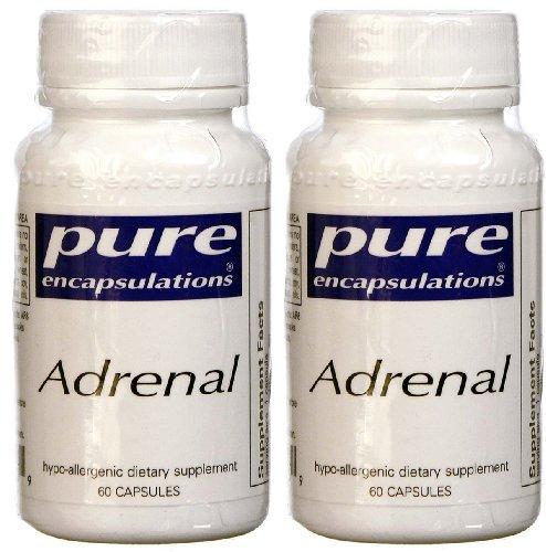 Surrénale - Pure Encapsulations - 60 gélules