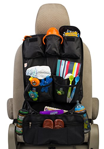 Baby Caboodle Back Seat Car Organizer (Car Seat Cover Paris compare prices)
