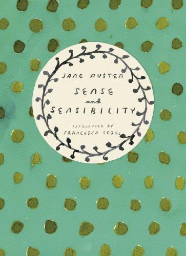 Jane Austen - Sense and Sensibility (Jane Austen Vintage Classics Series)