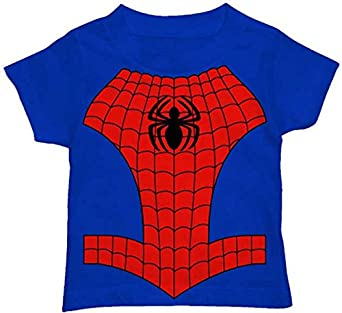 Spider-Man Marvel Tee Costume Toddler T-Shirt