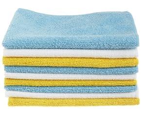 AmazonBasics Microfiber Cleaning Cloth