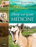 img - for By D. G. Pugh DVM MS Sheep and Goat Medicine, 2e (2nd Edition) book / textbook / text book
