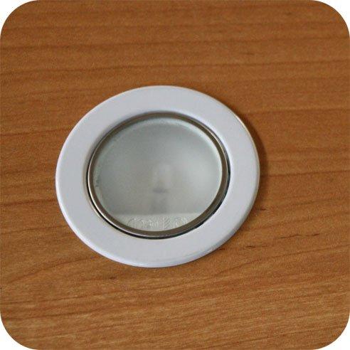 tekne miniglass halogen deckenstrahler kabel mit amp stecker dimmbar. Black Bedroom Furniture Sets. Home Design Ideas