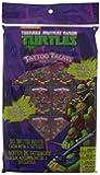 Ninja Turtles Tattoo Treats - Valentine Cards - 20 Boxes with 5 Tattoos each - Leonardo Donatello Michelangelo Raphael