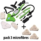 H2O mop X5 + set 3 microfibers