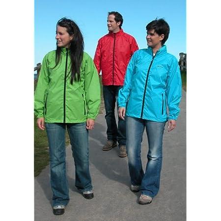 Waterproof Unisex Jacket Mac in a Sac