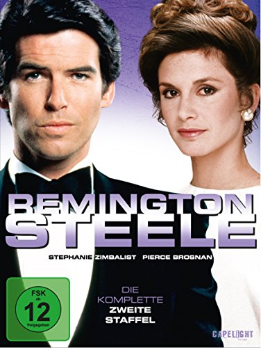 Remington Steele - Die komplette zweite Staffel [7 DVDs]