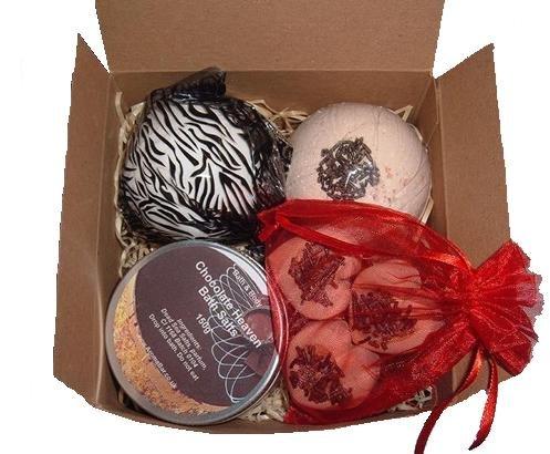 Chocolate Indulgence Bath Pamper Box Gift Set