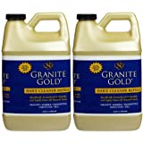 Granite Gold Fresh Citrus Scent Daily Surface Cleaner Refill - 64 Oz Pack of 2 ~ Granite Gold