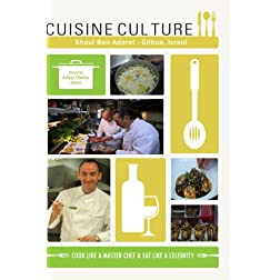 Cuisine Culture Shaul Ben-Aderet Gilboa Israel