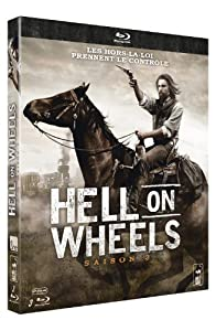 Hell on Wheels - Saison 3 [Blu-ray]