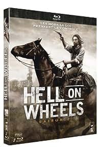 Hell on Wheels - Saison 3 [Blu-ray]