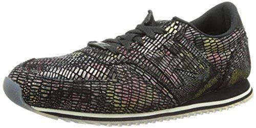 New Balance Women's Wl420 HKNB Footwear Collection Running Shoe,Black,8 B US
