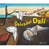 """Kunst-Malbuch Salvador Dal�von """"Doris Kutschbach"""""""