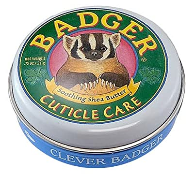 Badger - Certified Organic Cuticle Care- Soothing Shea Butter
