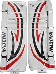 Vaughn 7460 Velocity 5 Goalie Leg Pads [SENIOR] by Vaughn