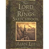 The Lord of the Rings Sketchbook [Hardcover] by Lee, Alan (japan import)