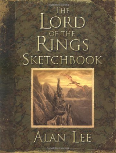 The Lord of the Rings Sketchbook ISBN-13 9780618640140