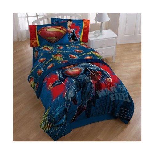 Superhero Bedding Twin 1889 front