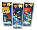 Superman Comic Series Tower Puzzle Pack - 50 Pieces (3-Pack)