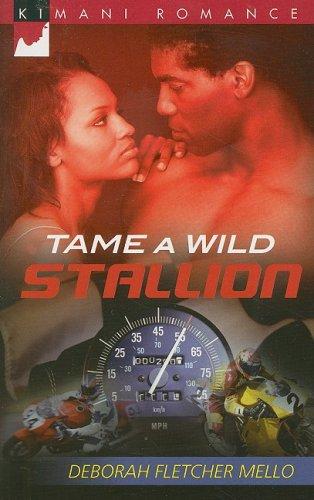 Image of Tame A Wild Stallion (Kimani Romance)