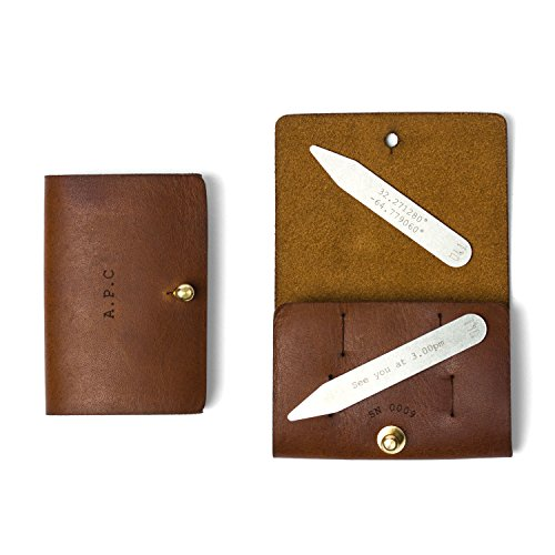 personalised-collar-stiffeners-with-leather-pouch