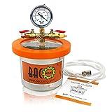 BRIAN & DANY Universal Vacuum Chamber Series: 2 Quart Standard