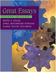Great essays second edition