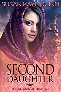 Second Daughter by Susan Kaye Quinn ebook deal