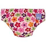 Bambino Mio SWPLM - Pañal bañador grande (color rosa/rojo/naranja/lila/verde)