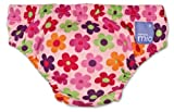 Bambino Mio Swim Nappy Pink Daisy Large 9-12kgs