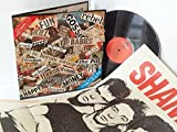 SHAM 69 thats life WITH GIANT POSTER, gatefold, POLD 5010