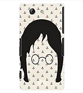 ColourCraft Printed Back Case Cover for SONY XPERIA Z4 COMPACT