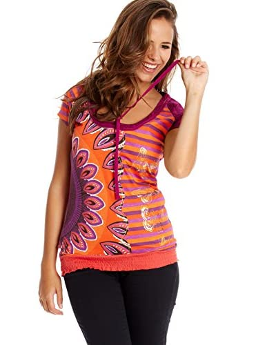 Desigual T-Shirt Manica Corta T07  Rep