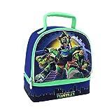 Global Design Concepts Ninja Turtles Dual Lunch Kit, Blue/Green