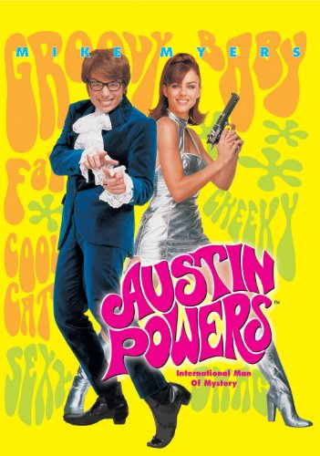 Austin Powers: International Man of Mystery Cover