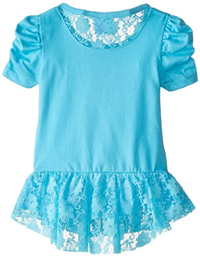 887847679145 - Disney Little Girls' 2 Piece Elsa Legging Set with Pant, Blue, 4 carousel main 1