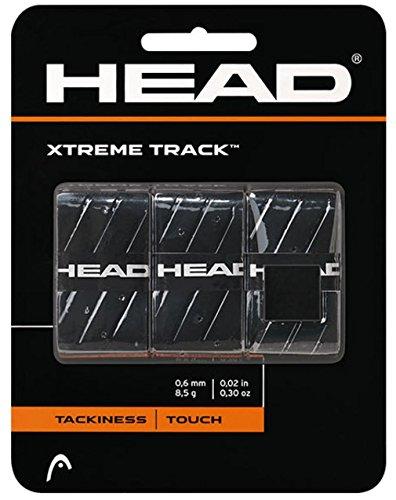 Head Griff Softbänder Xtreme Track, Schwarz, One size, 794498033