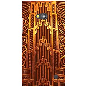 Nokia Lumia 730 Back Cover Designer Hard Case Printed Cover
