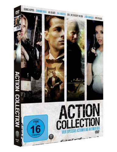 Action-Collection *4 Filme auf 2 DVDs!*